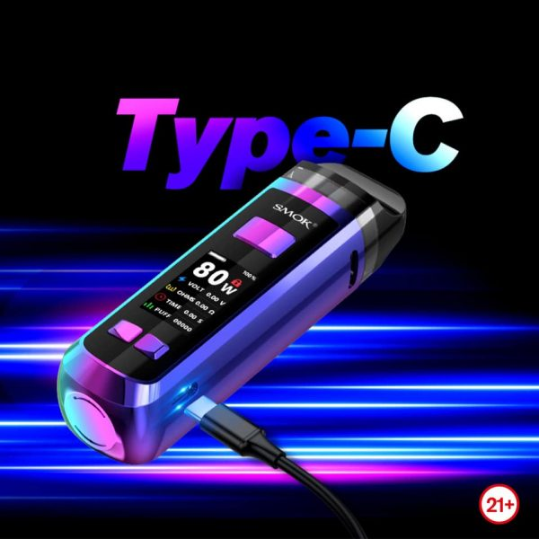 SMOK RPM2 Type C Charger